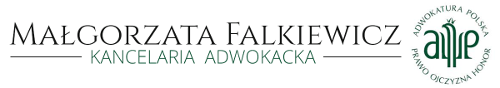 Kancelaria Adwokacka Płock Małgorzata Falkiewicz